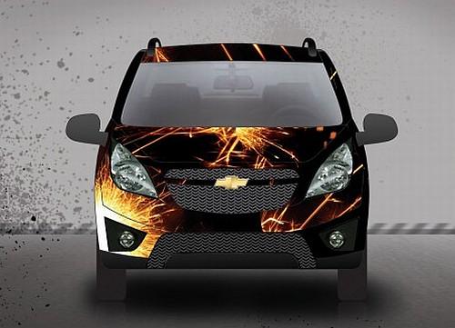 Sparkling Chevrolet Beat