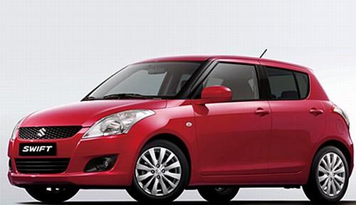 Suzuki Swift 3rd generation