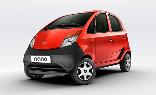 tata nano production