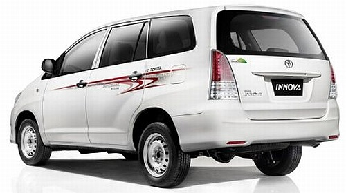 Toyota Innova Special Edition