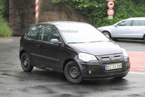 VW Up! Polo body