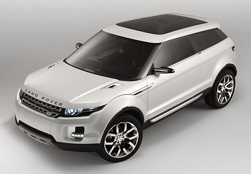 compact range rover 2011