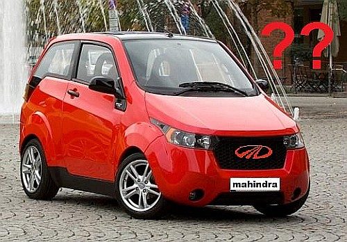 mahindra to enter small car segment with 3 small cars. Black Bedroom Furniture Sets. Home Design Ideas