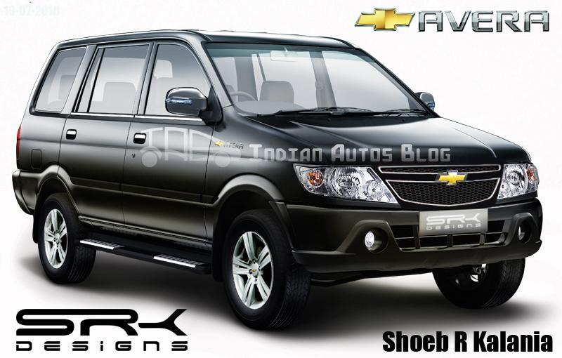 BS4 Chevrolet Tavera