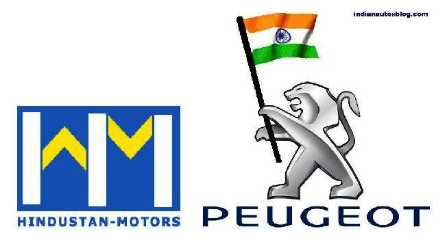Peugeot Hindustan motors tie up india