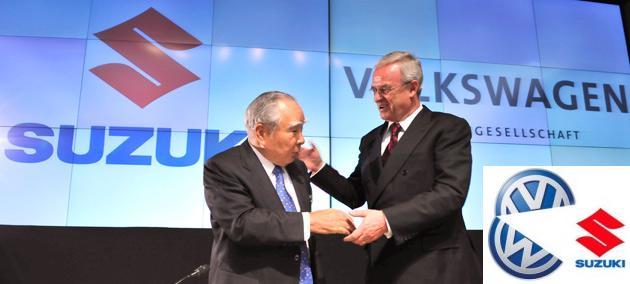 Volkswagen Maruti Suzuki partnership