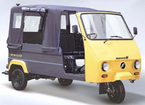 Force Motors Minidor