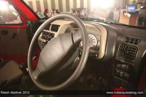 Maruti Suzuki steering wheel