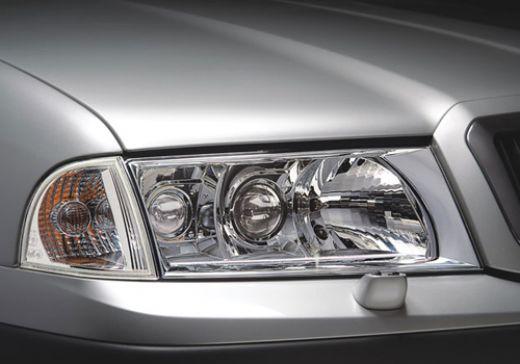 Skoda Octavia headlight