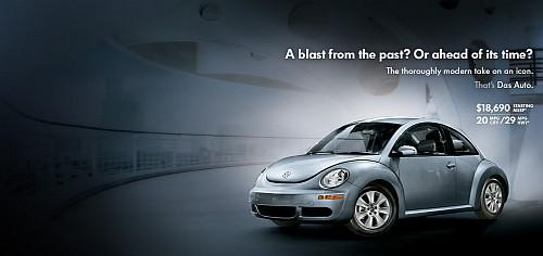 VW Beetle America