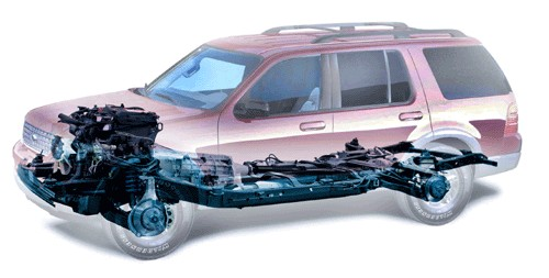 Suv Body On Frame - Page 3 - Frame Design & Reviews ✓