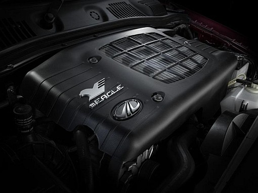 Mahindra diesel engine