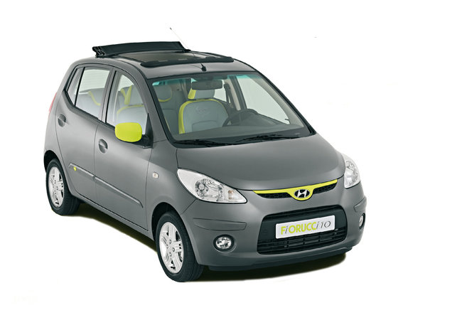 Hyundai i10 Fiorucci- 1