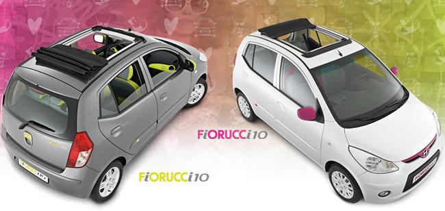 Hyundai i10 Fiorucci