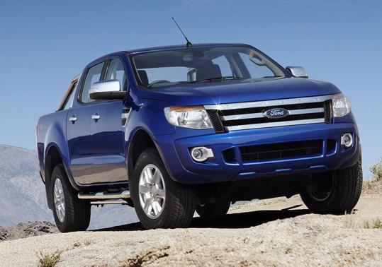 Next gen 2012 Ford Endeavour India