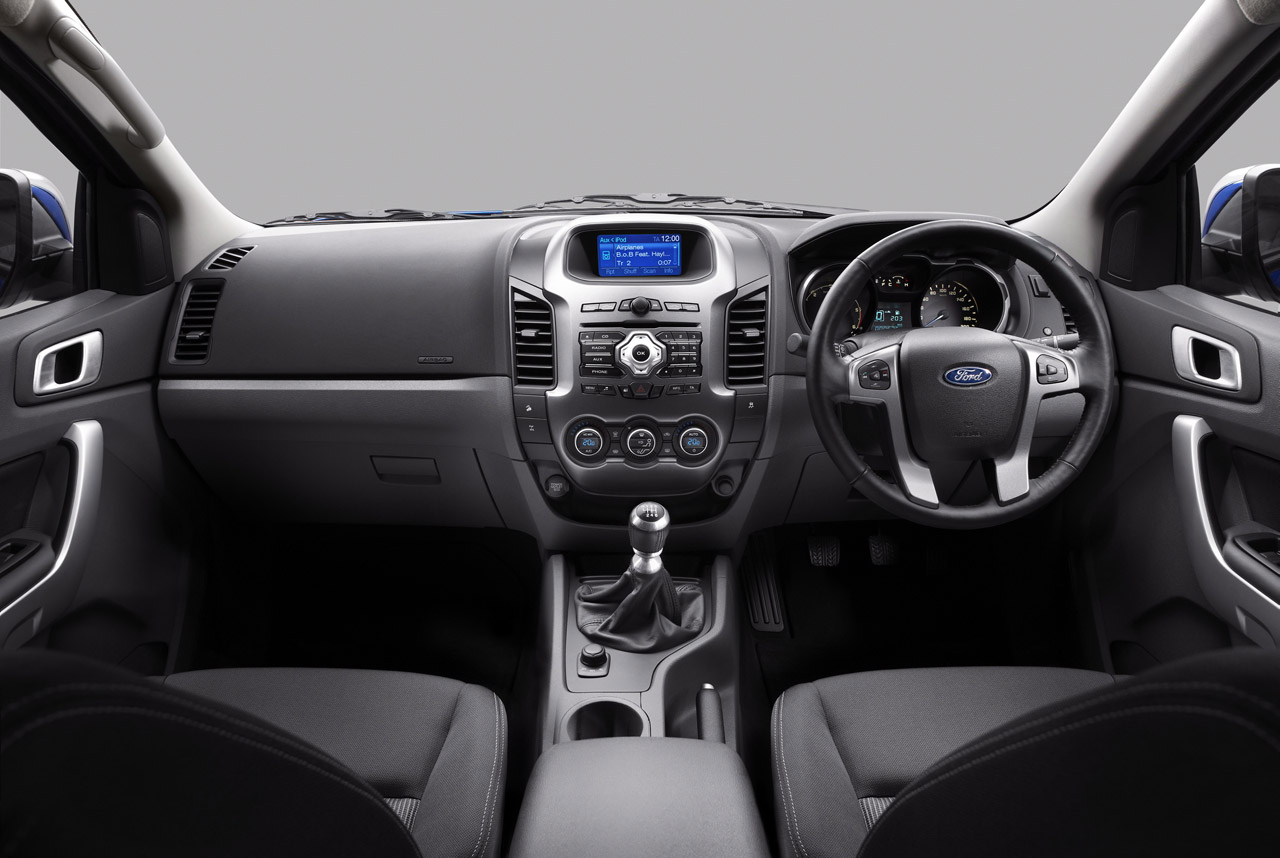 Next gen 2012 Ford Endeavour India 4