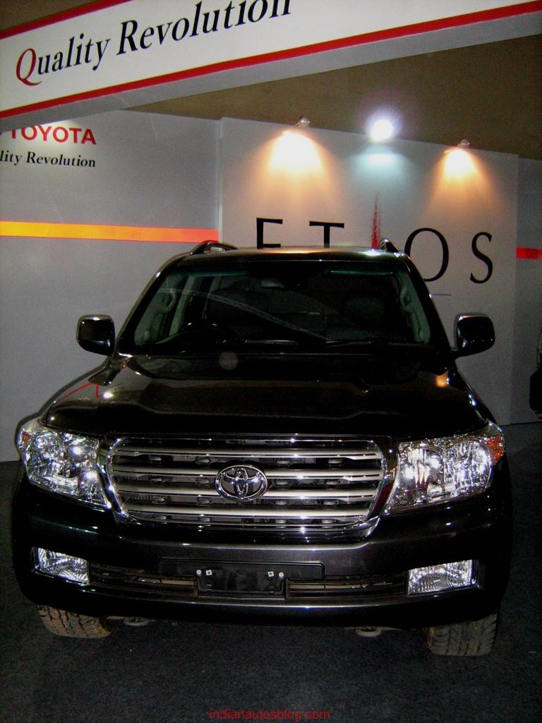2011 Autocar Performance Show - 8
