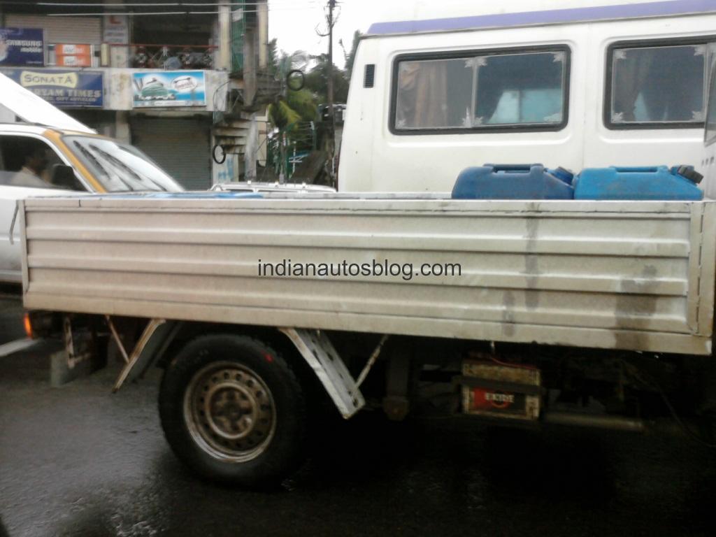Commercial Vehicle test mule 9