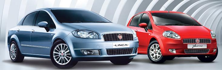 Fiat Linea and Punto