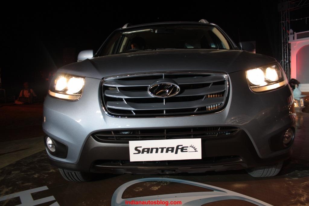 Hyundai Santa Fe India
