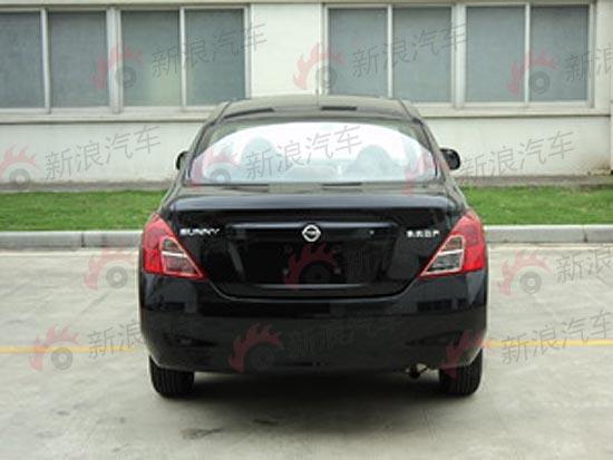 Nissan Micra sedan India