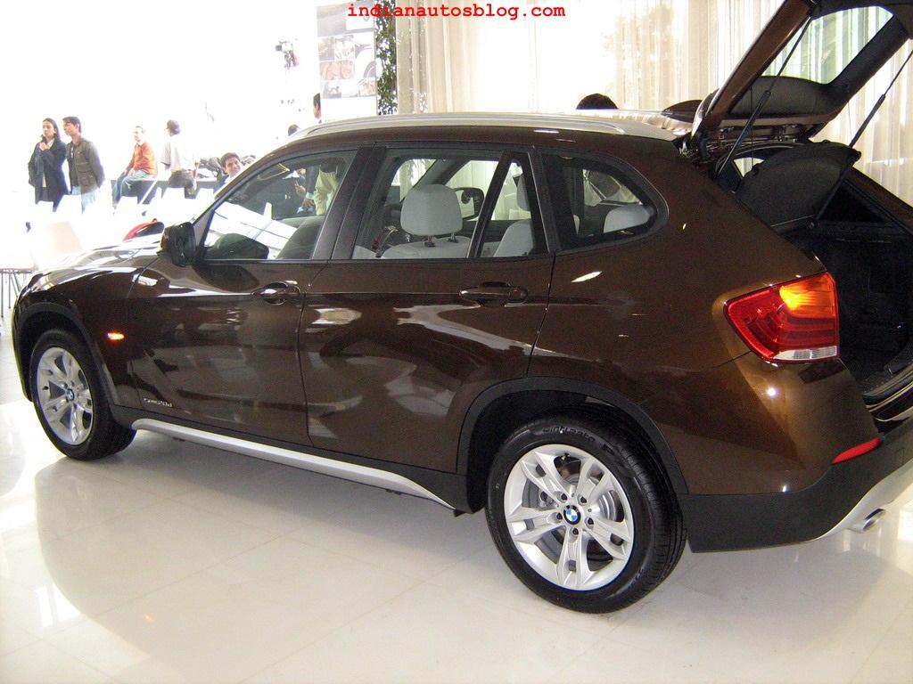 BMW X1 India