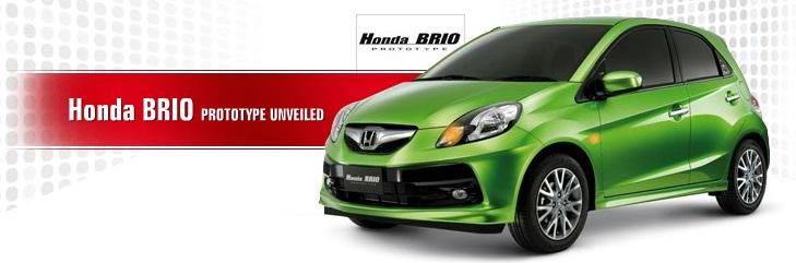 Honda Brio Prototype