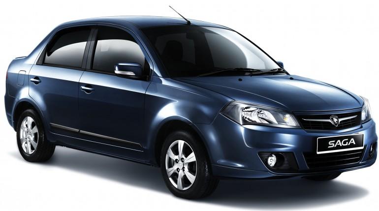 Proton Saga India