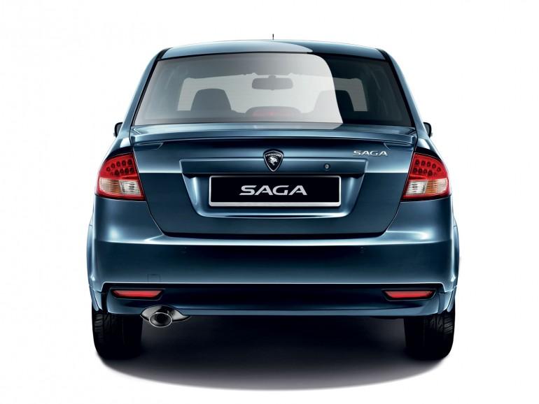 Proton Saga India 7