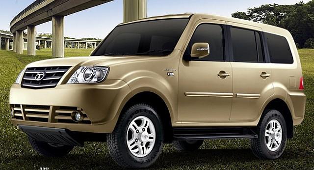 Tata Sumo Grande Mk2