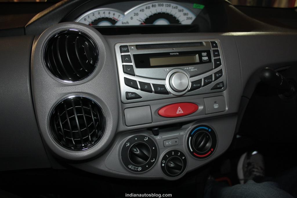Toyota Etios India sedan