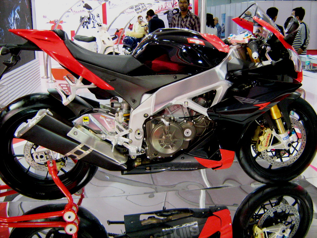 Mumbai International MotorShow 2011