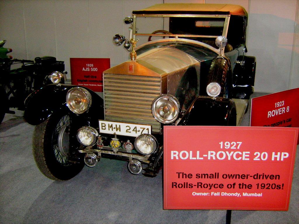 Mumbai International MotorShow 2011