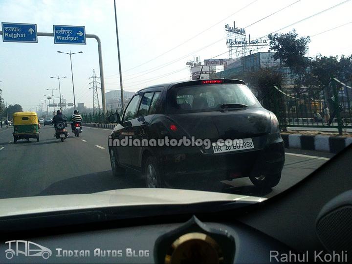 New Suzuki Swift India