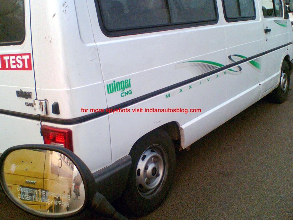 Tata Winger CNG