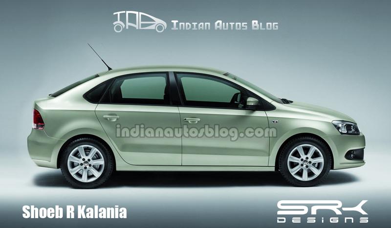 Volkswagen Vento CS