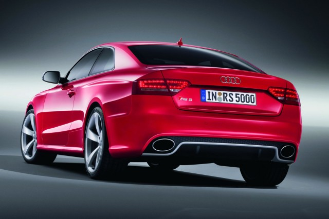 2011 Audi RS5 Coupe