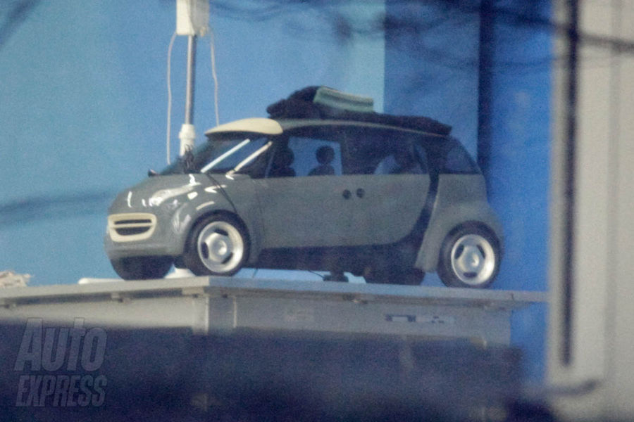 2012 Smart ForTwo+2