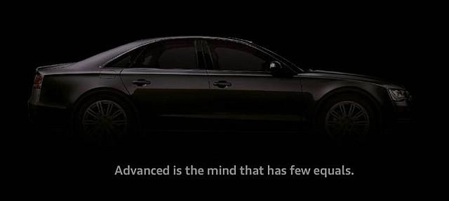 Audi A8L India