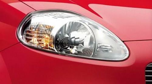 Fiat Grande Punto headlight