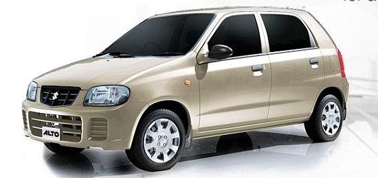 Maruti Suzuki Alto brown