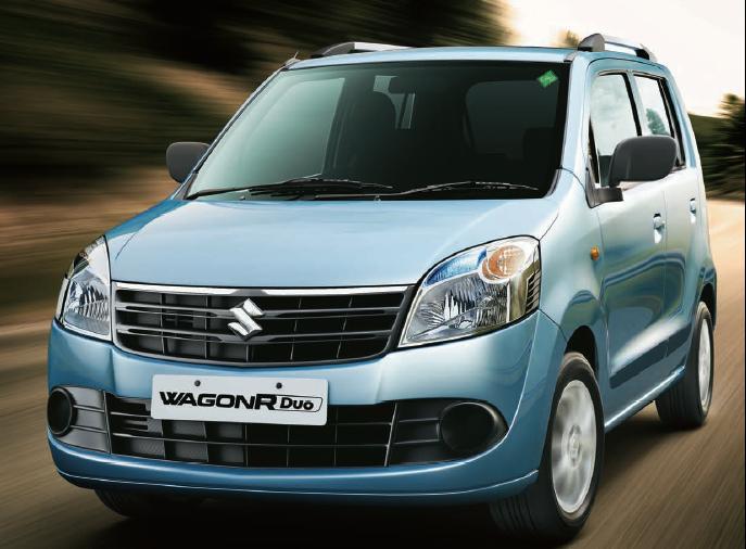 Maruti Suzuki WagonR Duo