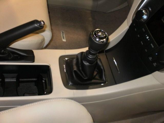 Suzuki Kizashi India gear lever