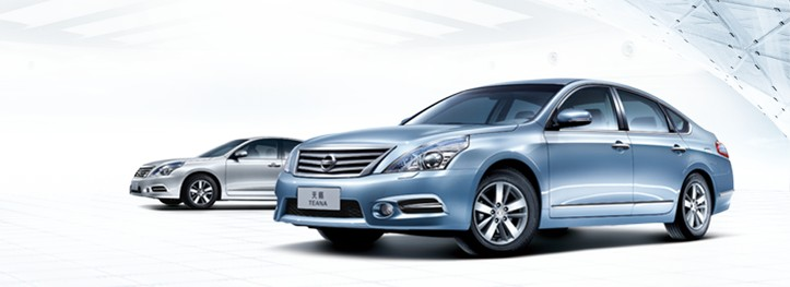 2011 Nissan Teana facelift
