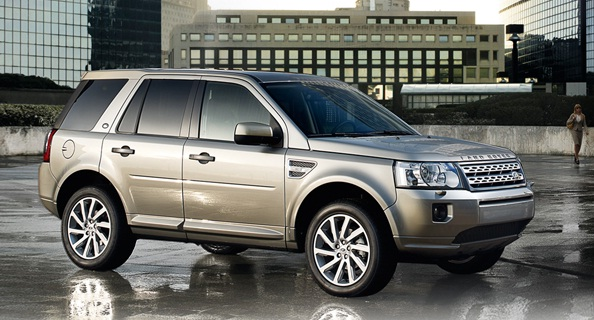 Land Rover Freelander 2 UK