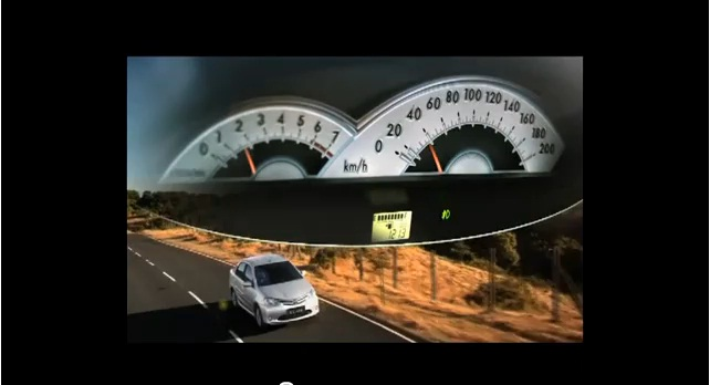 Toyota Etios commercial