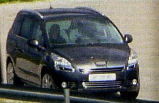 Peugeot 3009 front
