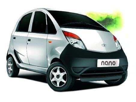 Tata Nano Silver CX