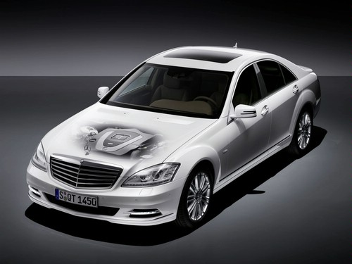 new Mercedes Benz S-Class