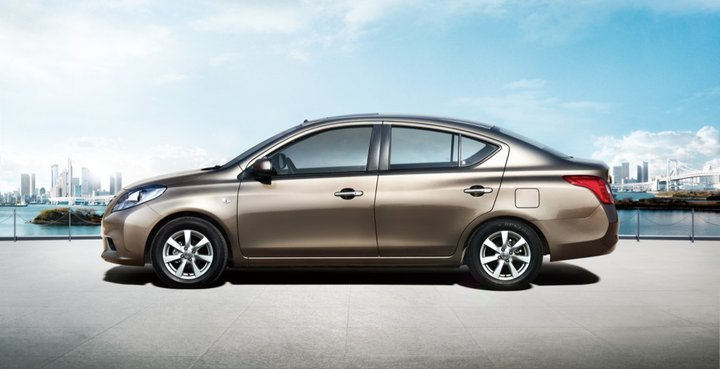 Nissan Sunny China